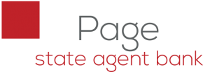 PAGE state agent bank